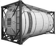 20' tank container / 20TC, двадцатка танк контейнер, 20-ти футовый танк-контейнер