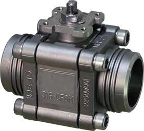Присоединение к трубопроводу - сварка враструб (Socket Weld)