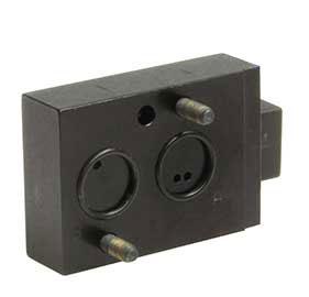 Клапан с соединением NAMUR =  Manifold Mount = Монтаж (присоединение) клапанов и другой трубопроводной арматуры на опору или корпус другого устройства
