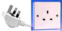 Тип G. Сводная таблица типов бытовых вилок, розеток, номинала питающего электрического однофазного напряжения и частоты сети по странам мира.