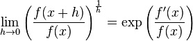 Примечательные пределы 2 Таблица пределов функций