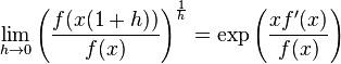 Примечательные пределы 3 Таблица пределов функций