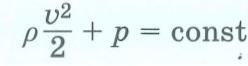 Гидромеханика и аэромеханика. Закон Бернулли.