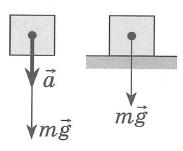 Гравитационные силы (сила притяжения = сила тяжести = вес)