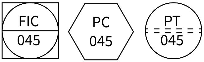 Символы для P&ID